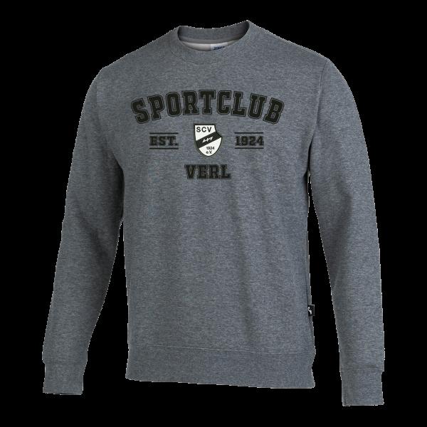 Joma Sweatshirt SC Verl EST: 1924 grau