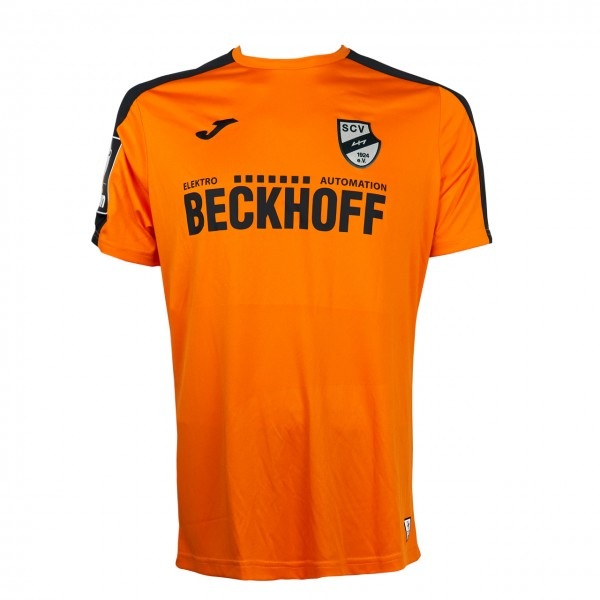 Sportclub Verl Torwarttrikot orange