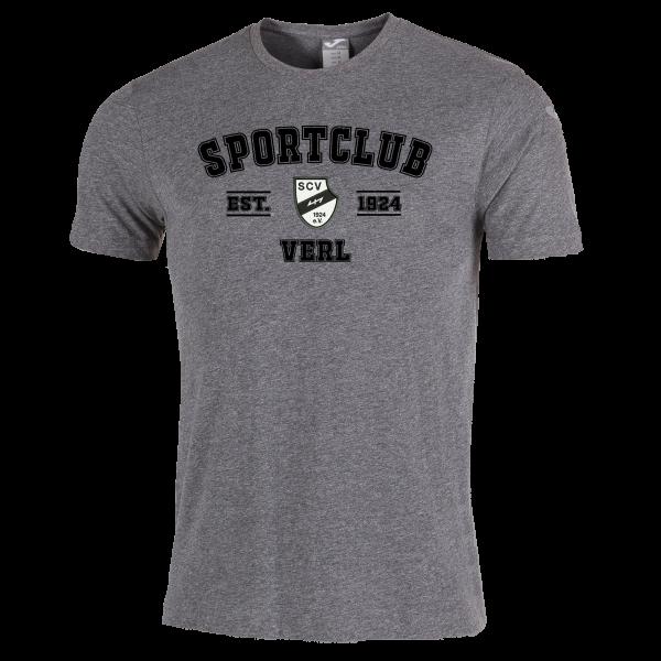 T-Shirt SC Verl EST. 1924 grau