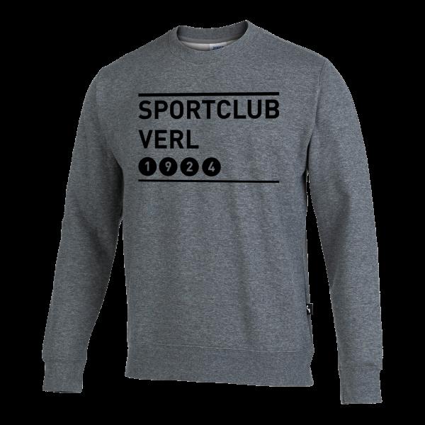 Joma Sweatshirt SPORTCLUB VERL 1924 grau
