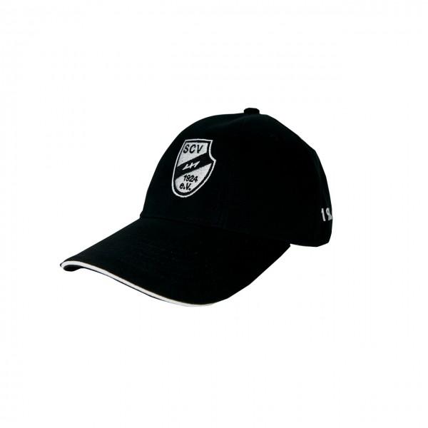 Sportclub Verl Cap schwarz