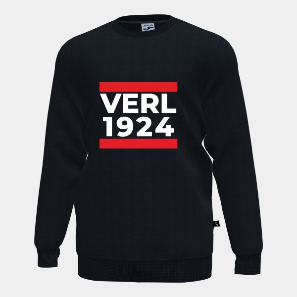 Joma Sweatshirt 1924 schwarz