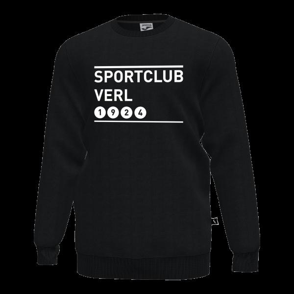 Joma Sweatshirt SPORTCLUB VERL 1924 schwarz