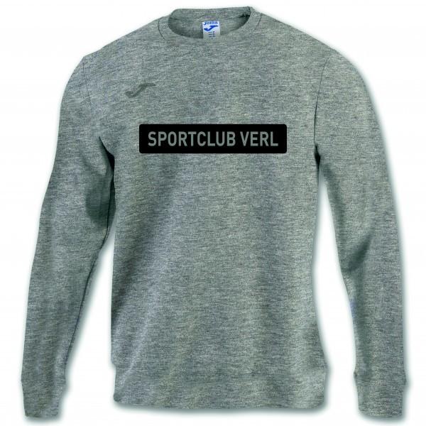 Sweatshirt Sportclub Verl grau